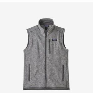 Patagonia Better Sweater Fleece Vest!! Like new!!
